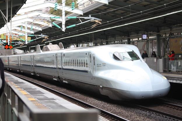 山陽新幹線 N700系8000番台R7編成