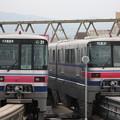Photos: 大阪モノレール 1000系1131F・2000系2111F
