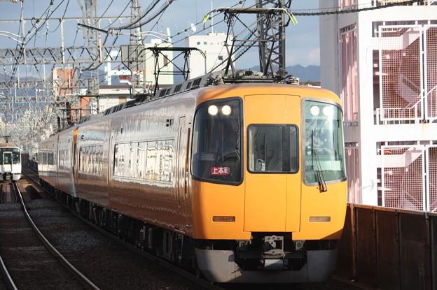 近鉄22000系 ACE 特急 大阪上本町 行 (1)