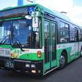 神戸市営バス 882号車
