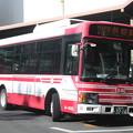 京阪バス W-3165号車