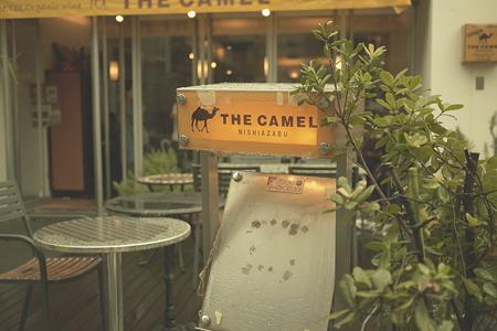 THE CAMELに行ってみた