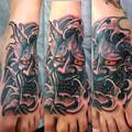 Photos: 鬼tattoo
