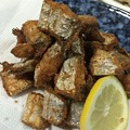 Photos: 太刀魚の唐揚げ
