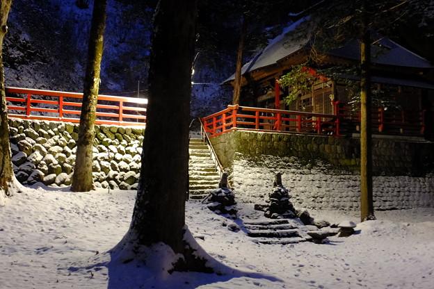 静寂      長野県長和町で見掛けた京都的風景