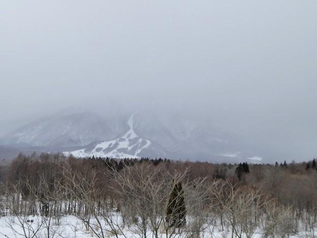 霧の黒姫山