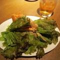 Photos: サラダ付き