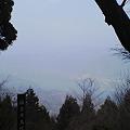 写真: 今日は足慣らしに石老山に登って来ました。頂上では残念ながら富士山...
