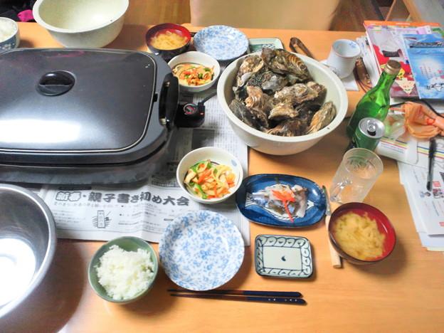 牡蠣20141223