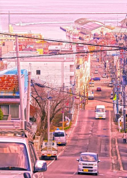 小樽 FUNAMIZAKA