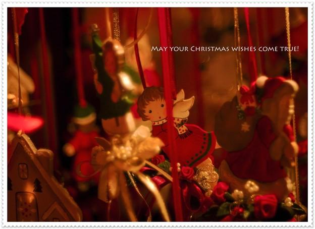 「メリ~クリスマス!」