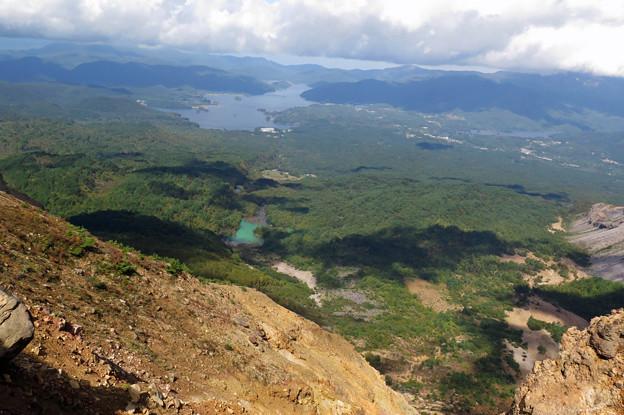 Photos: 桧原湖を望む