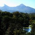 写真: 中瀬沼と磐梯山