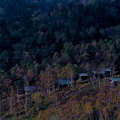 Photos: 山間のロッジ