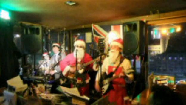 【告知】12/24( 日)おやじバンドのクリスマスパーティー!2