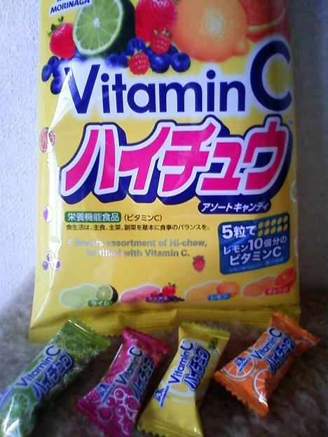 VitaminCハイチュウアソート