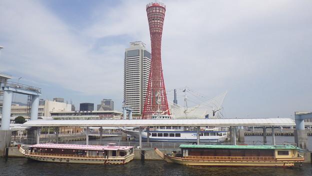 神戸タワー!