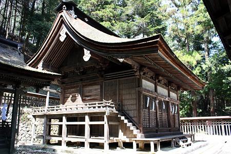 山梨・韮崎 武田八幡宮