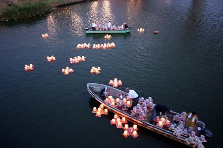 2010.08.21(SAT)/八千代ふるさと親子祭 灯篭流し