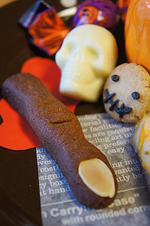 魔女の指クッキー