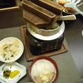 写真: 釜飯
