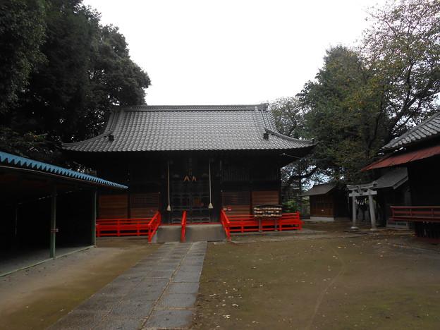 春日部市 西金野井 香取神社
