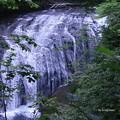 写真: ニセコ・白扇の滝