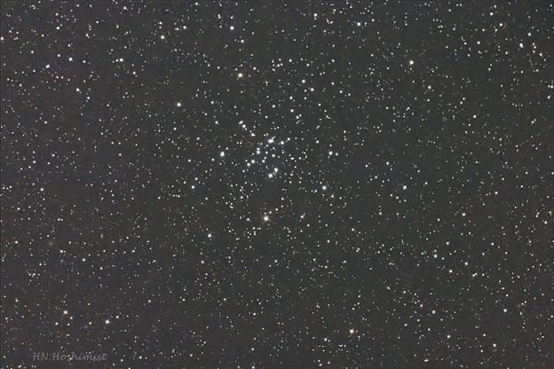 M34 ペルセウス座の散開星団 20170802