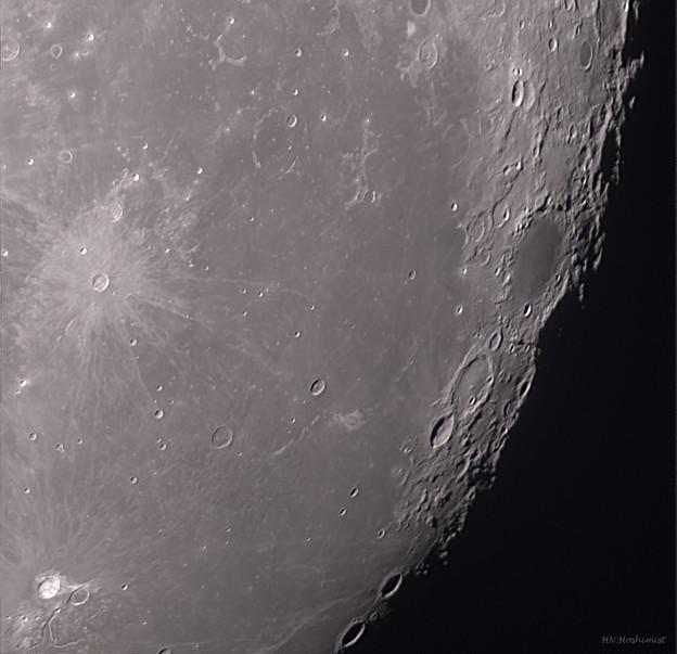 ミヤモリ谷 と 月面A