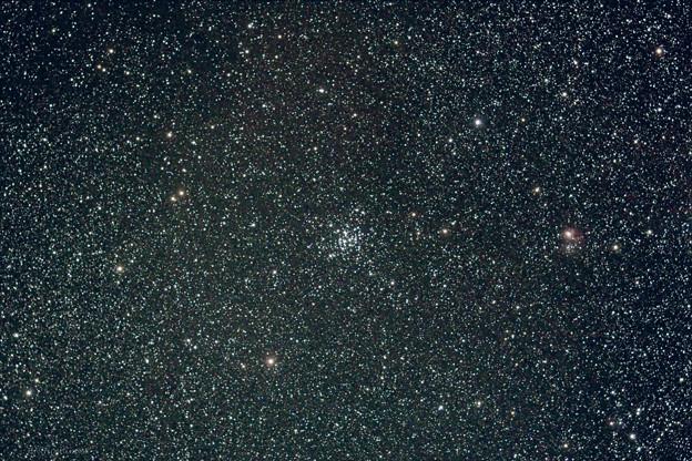ぎょしゃ座の散開星団M36