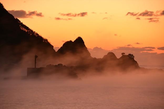 田原の海霧2