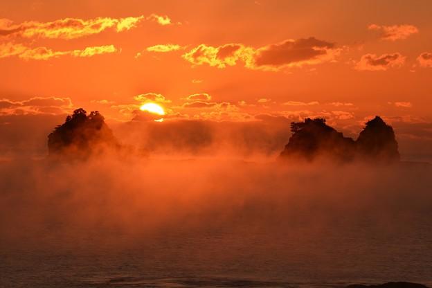 田原の海霧4
