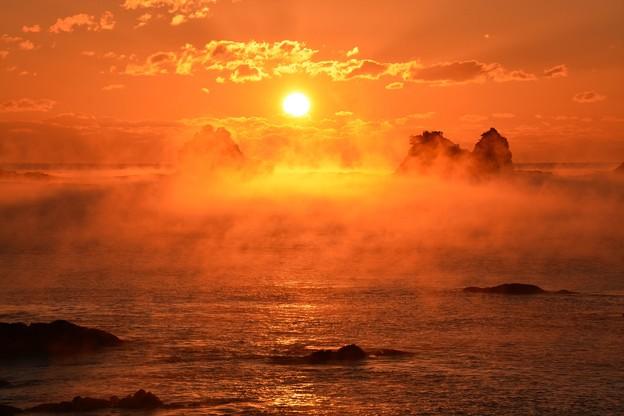 田原の海霧6