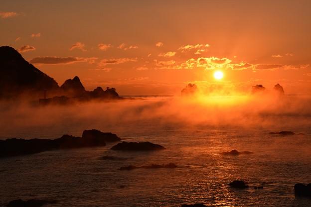 田原の海霧7