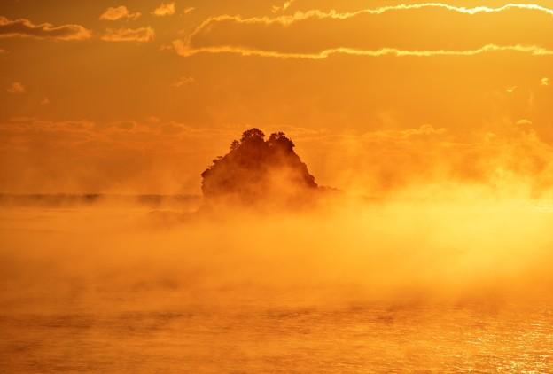 田原の海霧10