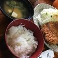 写真: とんかつ吉川
