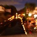写真: 街並みと灯り♪