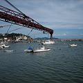 写真: 漁協桟橋から03