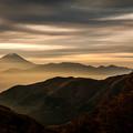 Photos: 秋富士へ