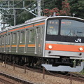 JR東日本205系「むさしの号」
