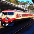 Photos: 踊り子号 熱海駅