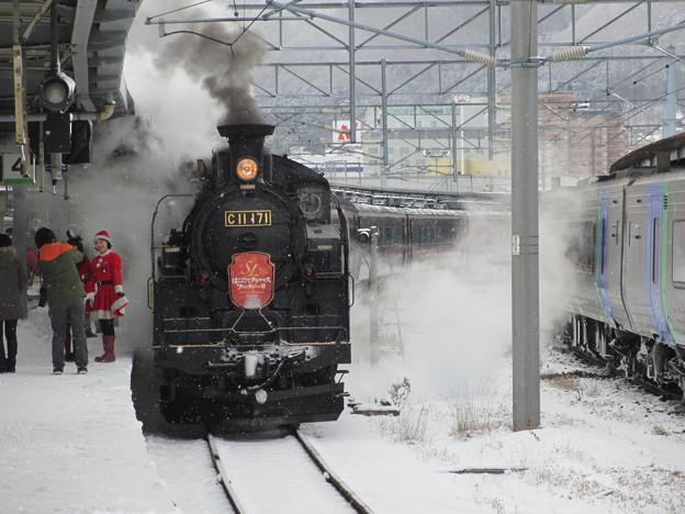 SLはこだてクリスマスファンタジー号3号 7