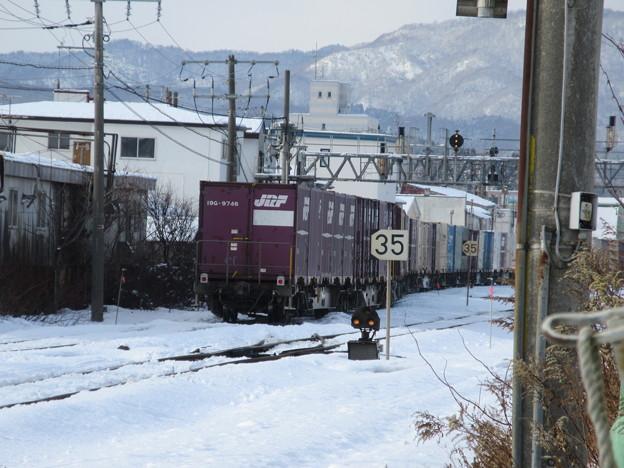 札幌方面貨物列車 6