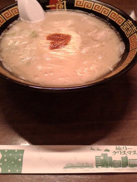 麺リークリスマス。
