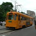 Photos: 阪堺電気軌道モ351形352号