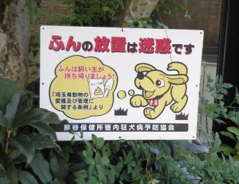 犬糞~寄居町3