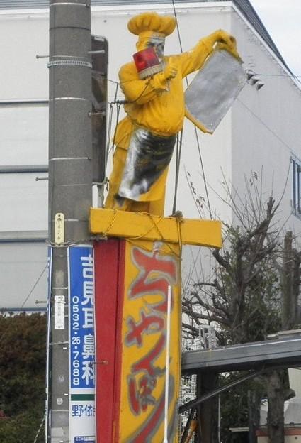 メタボ像~田原市