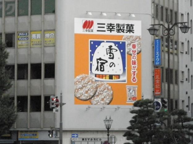 ニュースは東京の雪