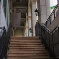 厳かな階段