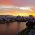 Photos: 鏡川の朝